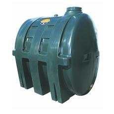 1550H Horizontal Single Skin Oil Tank