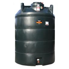 6000V Vertical Single Skin Oil Tank